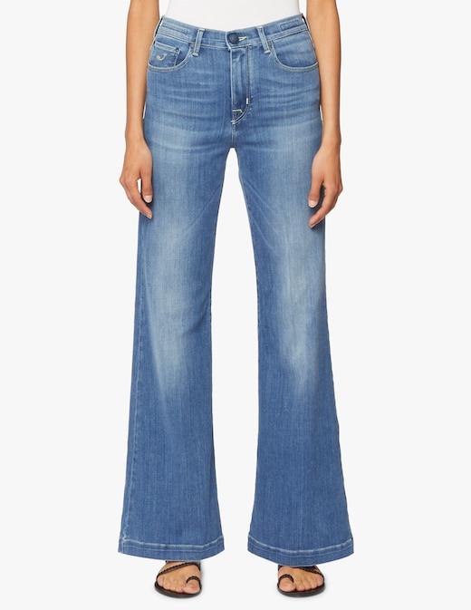 rinascente Jacob Cohen Jeans a gamba larga Birkin