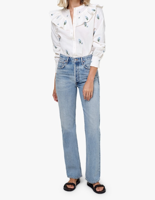 rinascente Citizens of Humanity Jeans bootcut relaxed