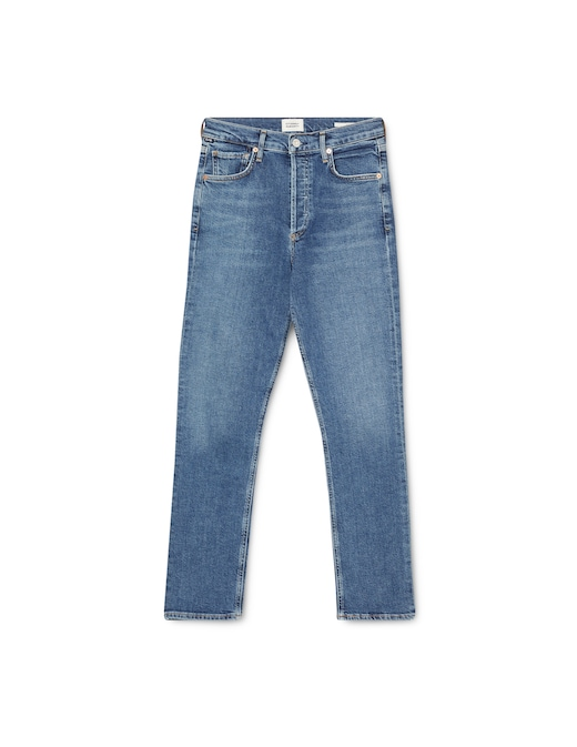 rinascente Citizens of Humanity Jeans straight a vita alta