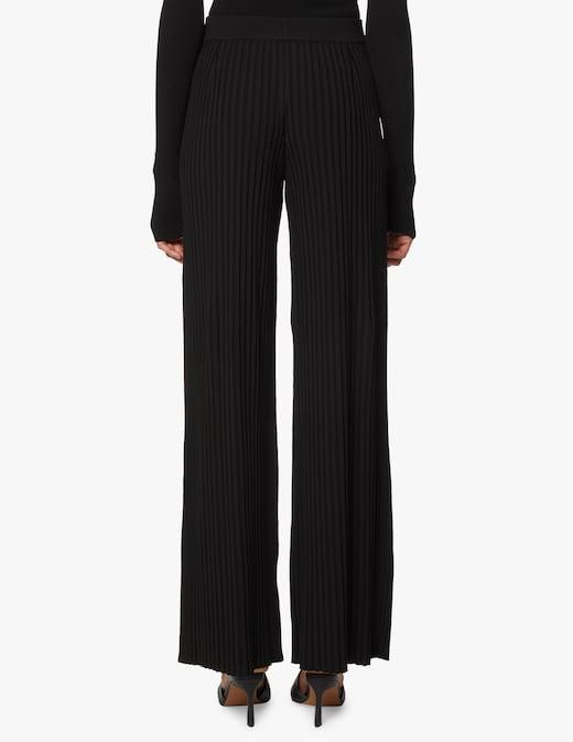 rinascente MRZ Simona Marziali High rise flare trousers