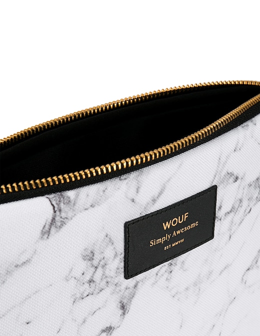 rinascente Wouf White Marble iPad
