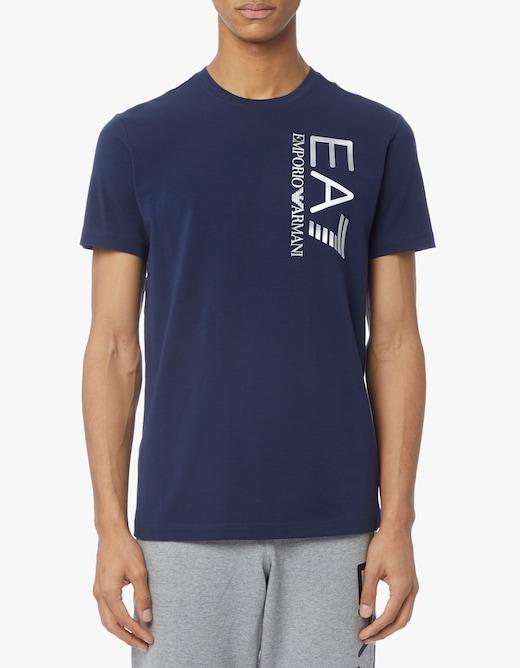 rinascente EA7 T-shirt big logo