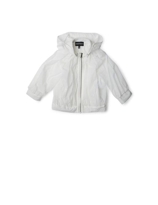 rinascente Emporio Armani Nylon hooded jacket