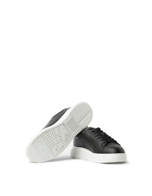 rinascente Emporio Armani Retro logo sneaker