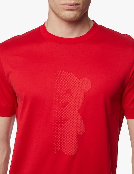 rinascente Emporio Armani Manga bear t-shirt