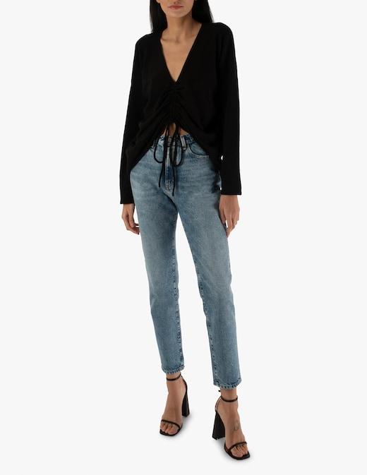 rinascente Icon Denim Naomi straight leg jeans
