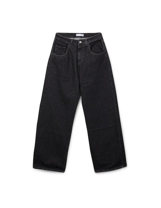 rinascente Icon Denim Olivia wide leg jeans