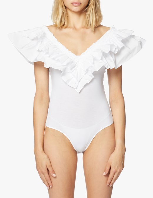 rinascente MSGM Sleeveless bodysuit