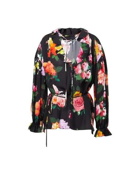 rinascente MSGM Cotton blouse