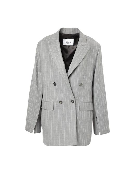 rinascente MSGM Wool blend blazer