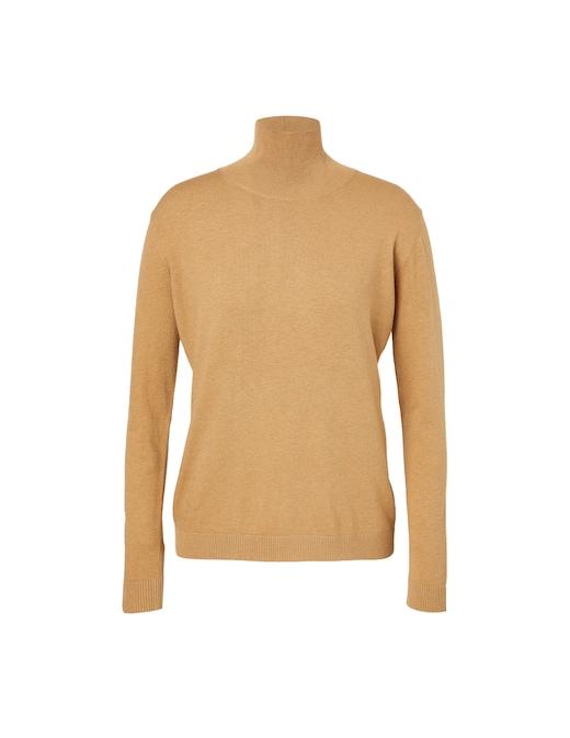 rinascente Weekend by Max Mara Silk blend turtleneck sweater