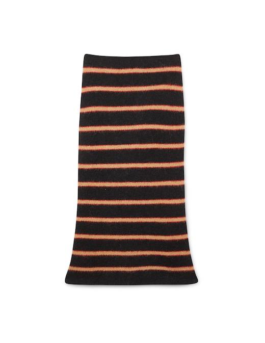rinascente Sportmax Kabuki knit skirt