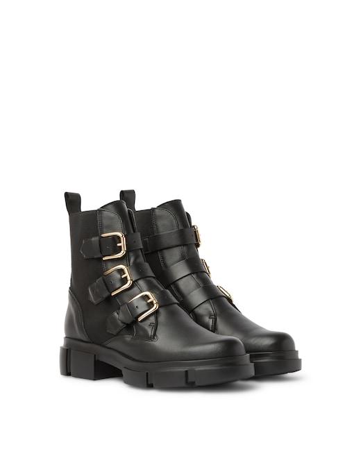 rinascente Pollini Combat boots