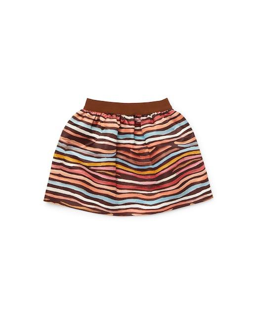 rinascente Mimisol Printed skirt