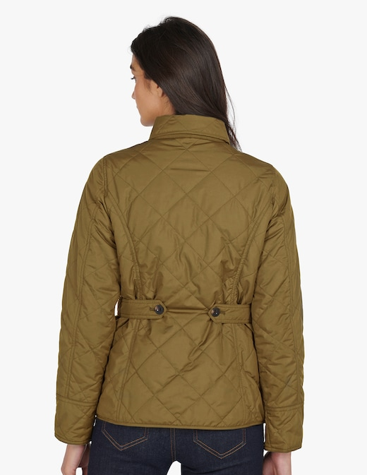 rinascente Barbour Nelson quilted jacket