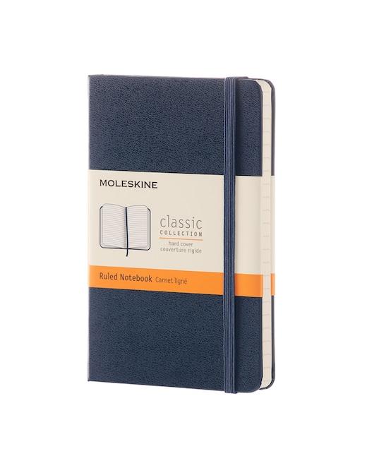 rinascente Moleskine Notebook pocket ruled Hard