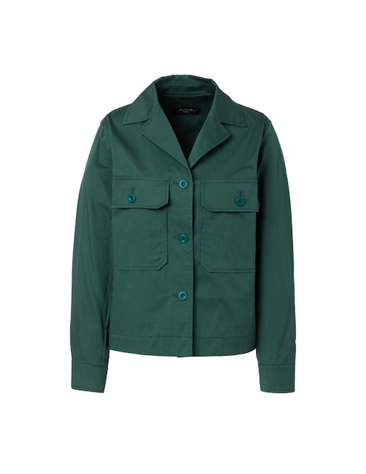 rinascente Weekend by Max Mara Abissi cotton jacket