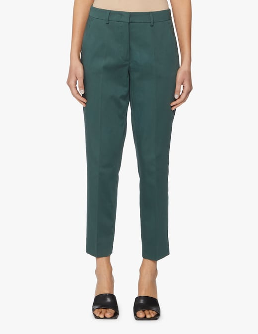 rinascente Weekend by Max Mara Ginceo slim-fit trousers