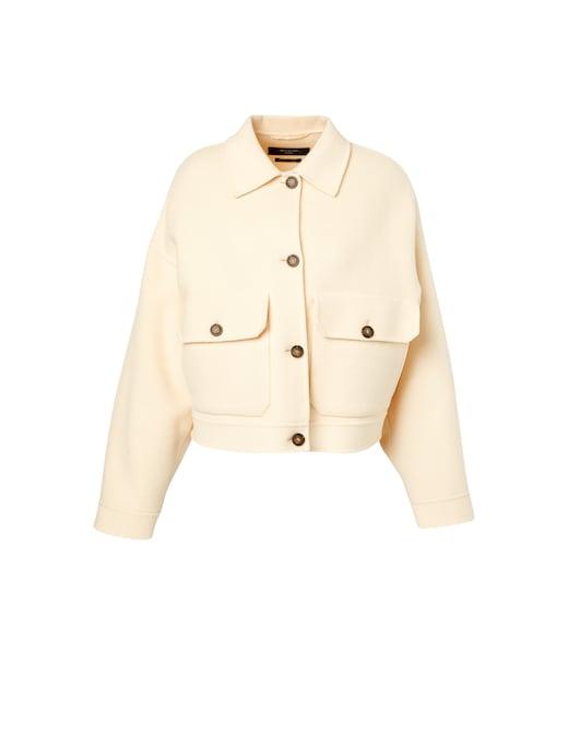 rinascente Weekend by Max Mara Borbona wool jacket