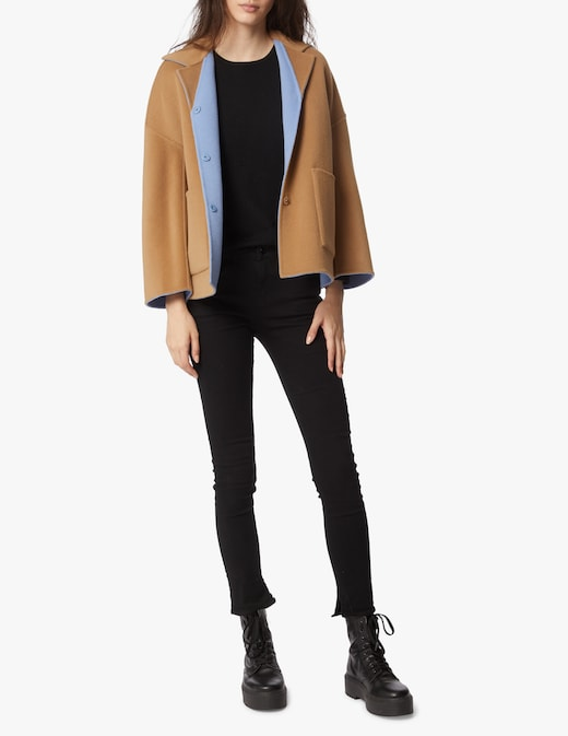 rinascente Weekend by Max Mara Cappotto in lana Selva