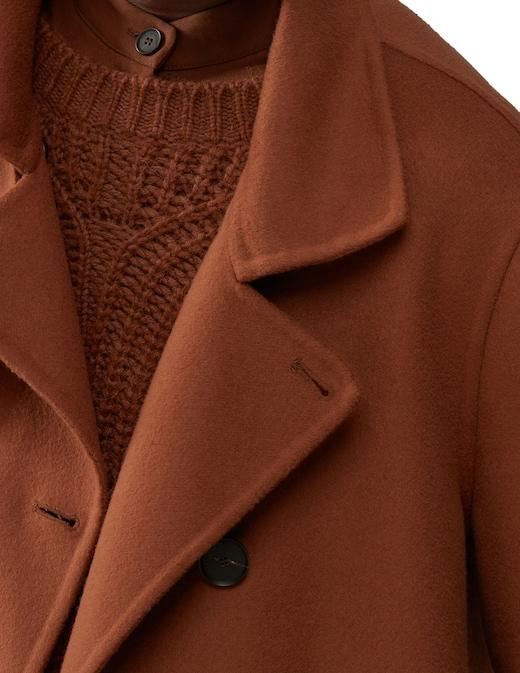 rinascente Fabiana Filippi Cappotto in lana e cashmere