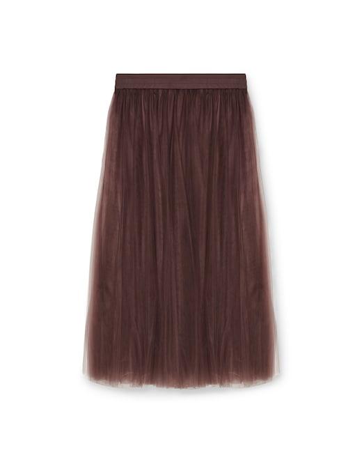 rinascente Fabiana Filippi Tulle maxi skirt