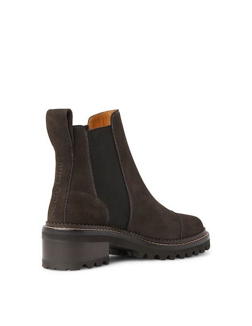 rinascente See By Chloé Chelsea leather boots