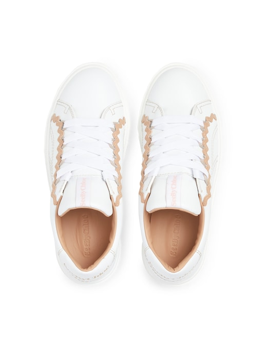 rinascente See By Chloé Leather sneakers Savy