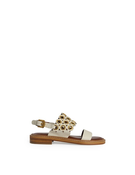 rinascente See By Chloé Steffi eyelet band sandals