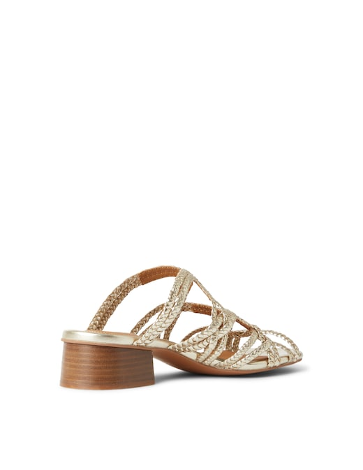 rinascente See By Chloé Katie metal mules