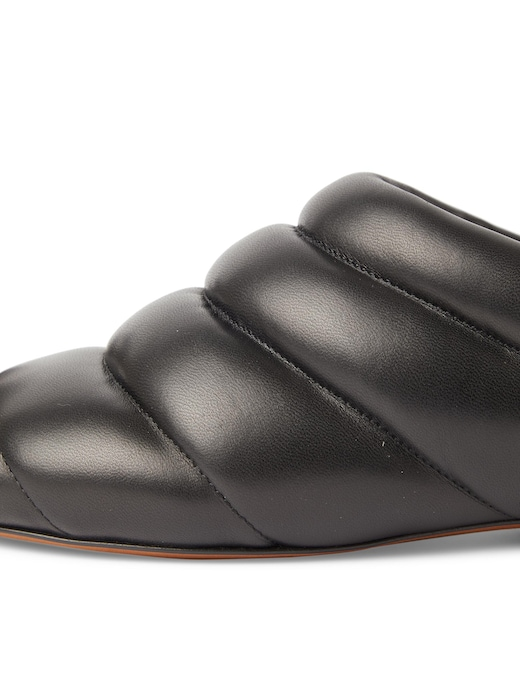 rinascente Proenza Schouler Rondo leather loafers