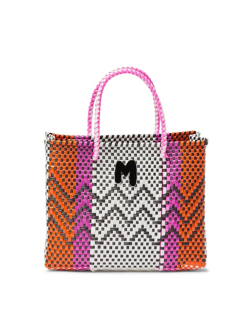 rinascente M Missoni Mini bag with logo
