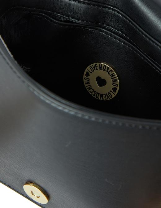 rinascente Love Moschino Borsa a tracolla trapuntata con logo