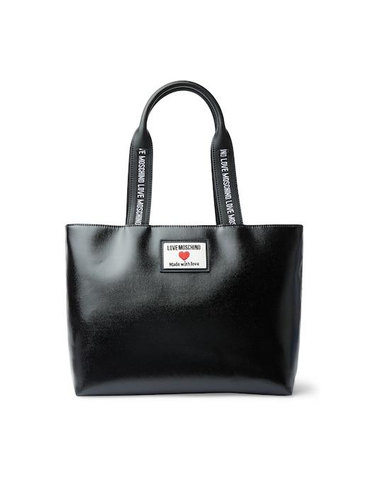 rinascente Love Moschino Borsa shopper con logo