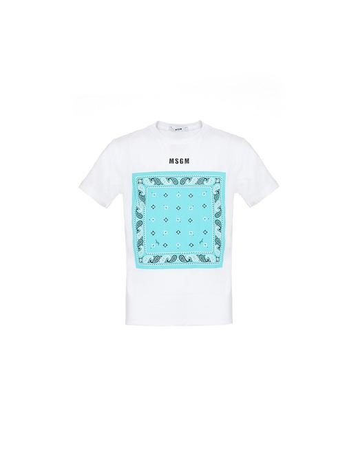 rinascente MSGM T-shirt in cotone