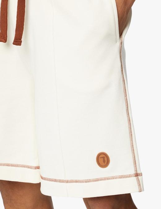 rinascente Trussardi Pantaloni corti in tuta baggy fit