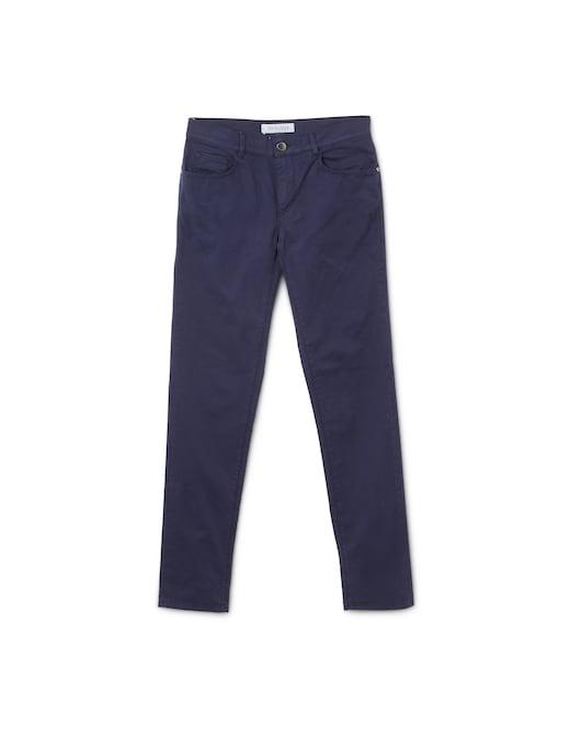 rinascente Trussardi Pantalone 370 soft drill
