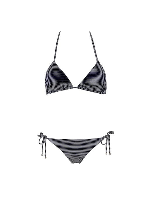 rinascente Emporio Armani Triangle bikini