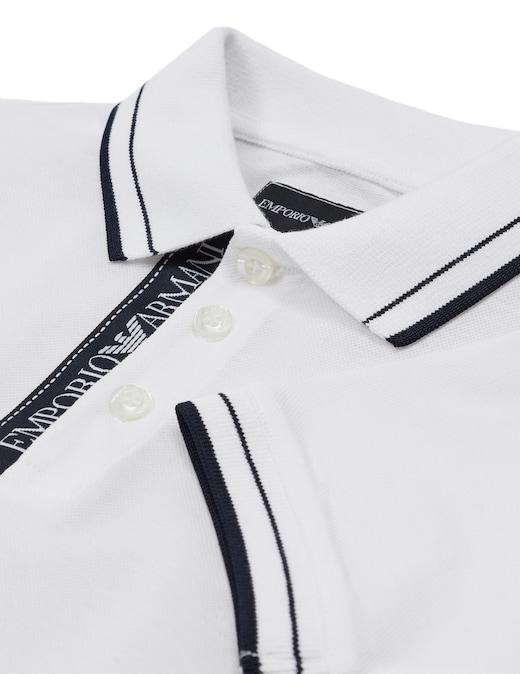 rinascente Emporio Armani Polo in cotone