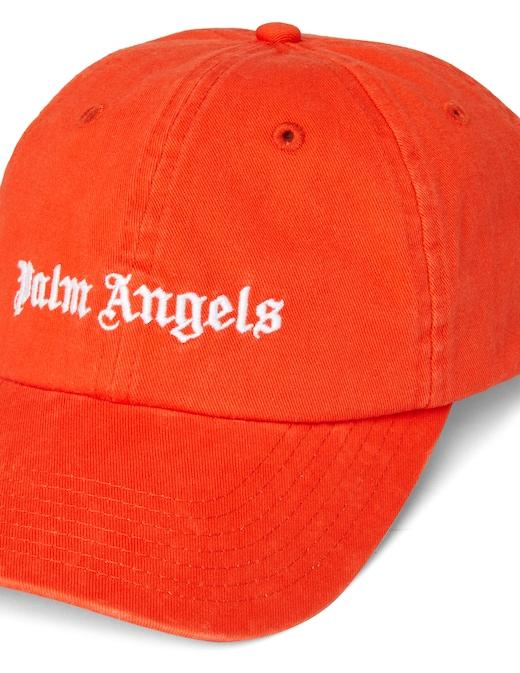 rinascente Palm Angels Classic logo cap