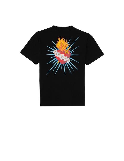 rinascente Palm Angels T-shirt printed