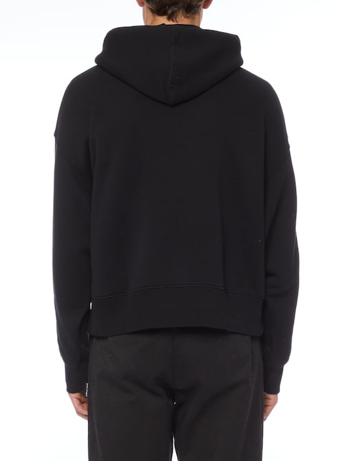 rinascente Palm Angels Side roses hoody