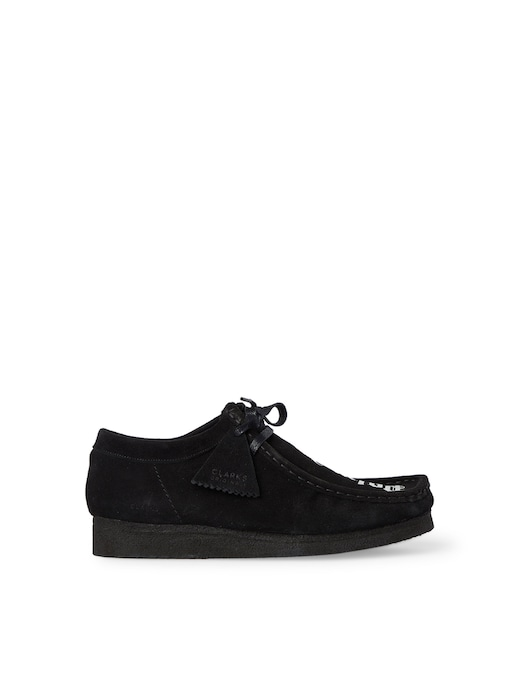 rinascente Palm Angels Wallabee suede shoes