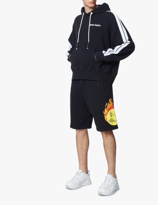 rinascente Palm Angels Pantaloncini tuta burning head