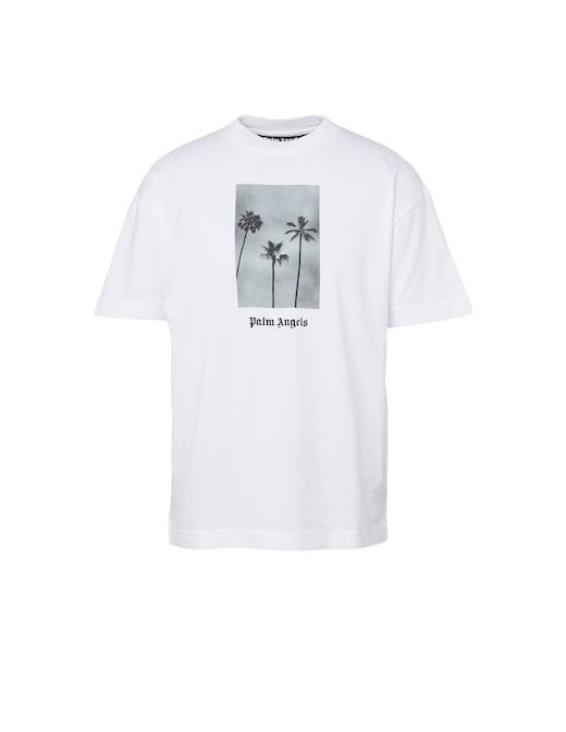 rinascente Palm Angels Palms boulevard t-shirt