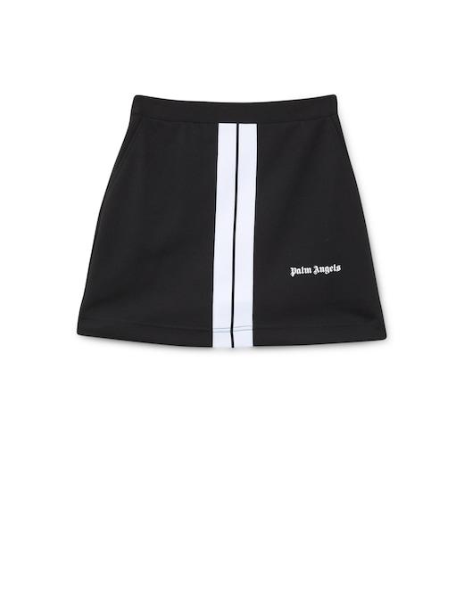 rinascente Palm Angels Track mini skirt