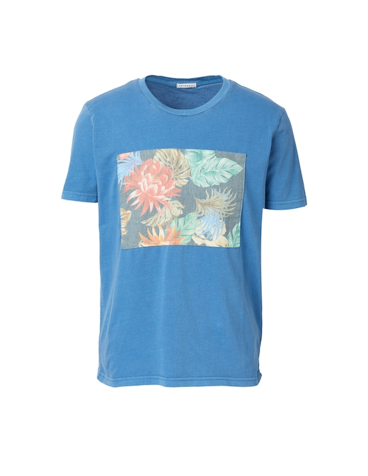 rinascente In The Box Box front flower t-shirt