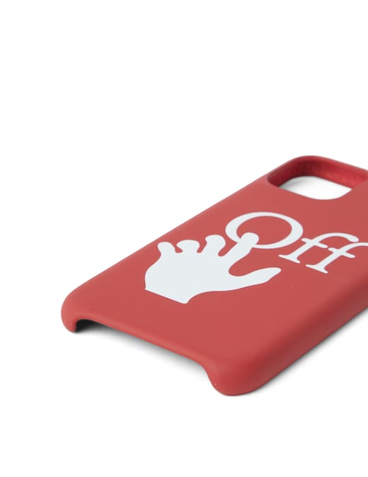 rinascente Off-White Hand off iphone 11 pro cover