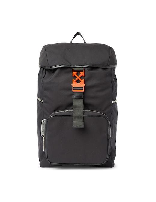 rinascente Off-White Arrow nylon backpack