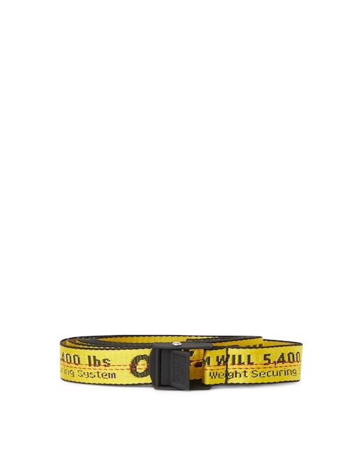 rinascente Off-White Classic mini industrial belt